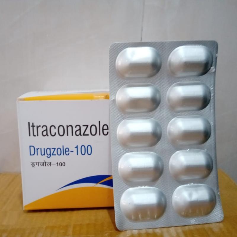 Drugzole-100 Cap