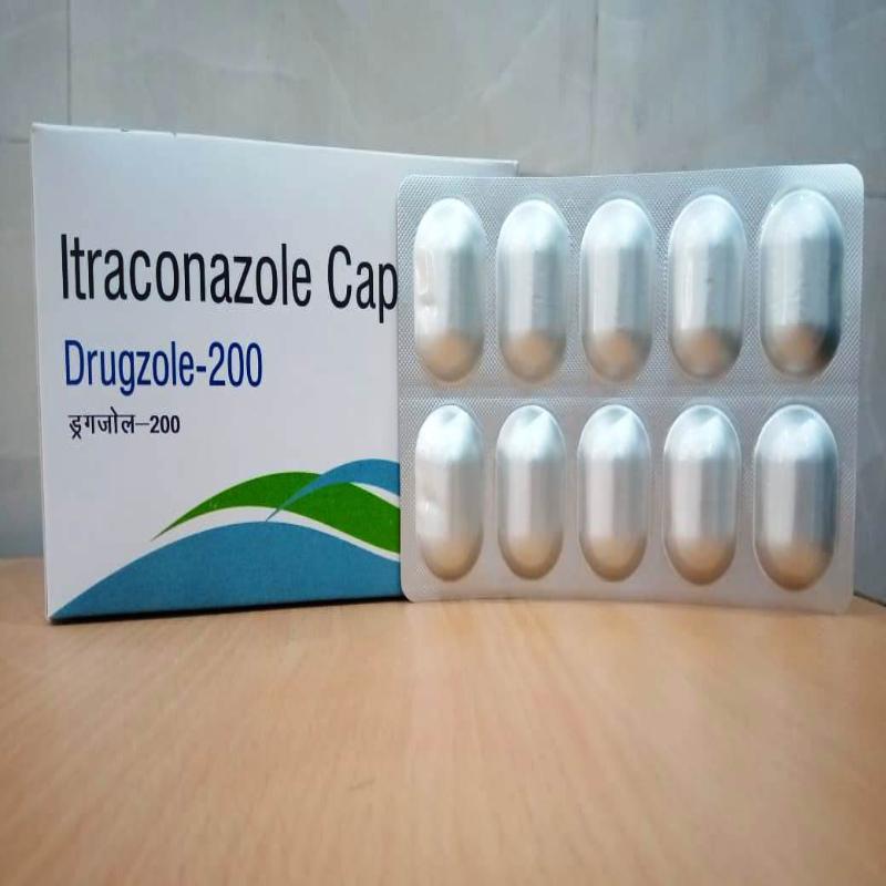 Drugzole-200 Cap