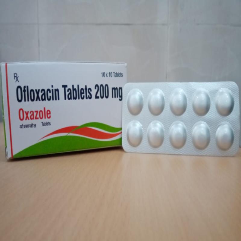 Oxazole Tab