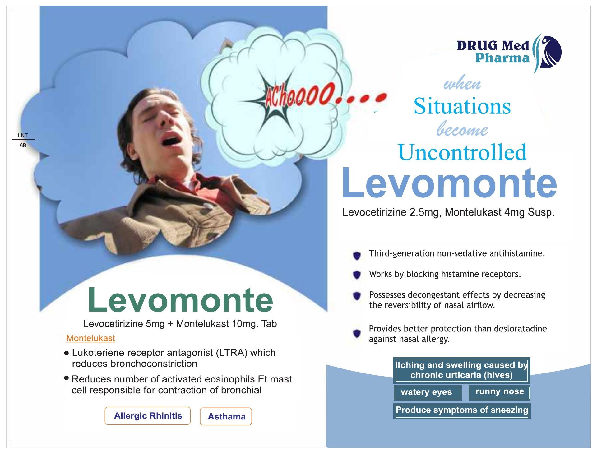 LEVOMONTE