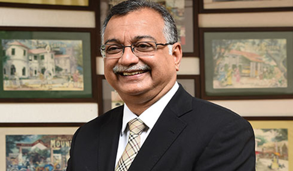 Dr H Sudarshan Ballal, President, NATHEALTH.