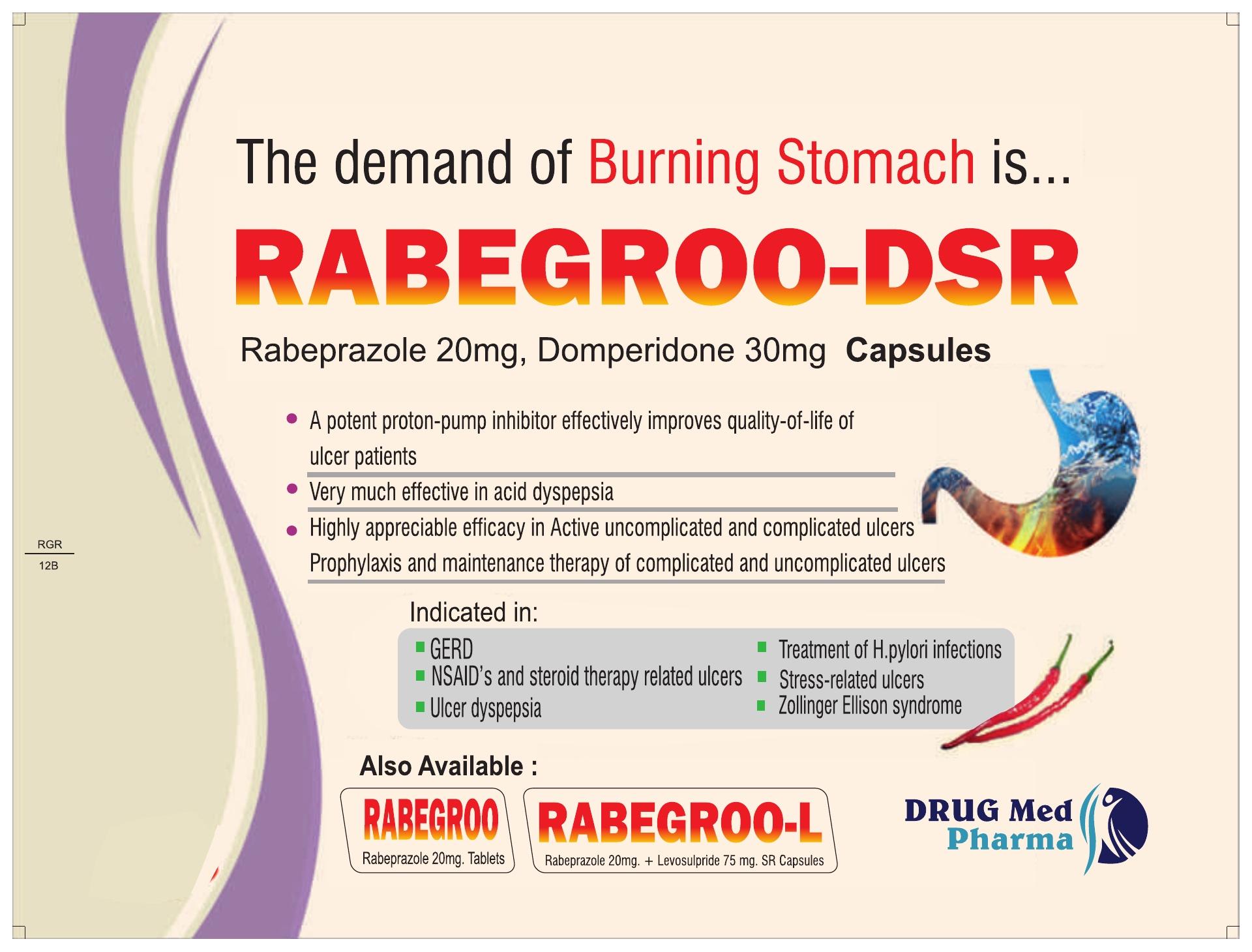 RABEGROO-DSR