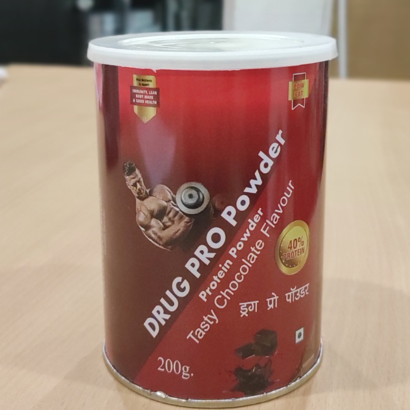 DrugPro (Protein Powder)